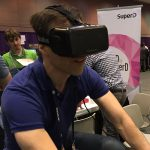 VR at Augmented World Expo